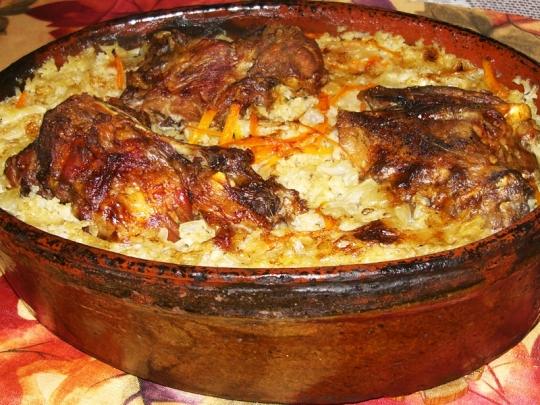 Агнешко с ориз