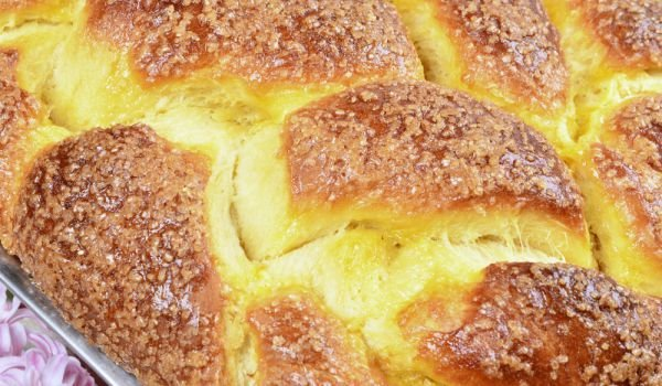 Рецепта за Великденски козунак
