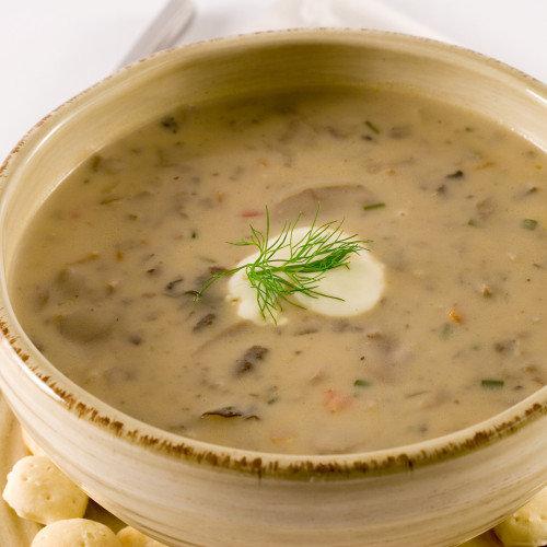 Крем супа от печурки