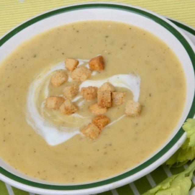 Рецепта за Крем супа от зрял фасул