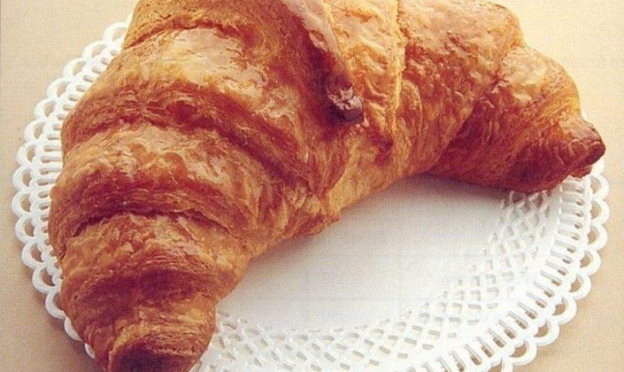 Рецепта за Френски кроасани с масло