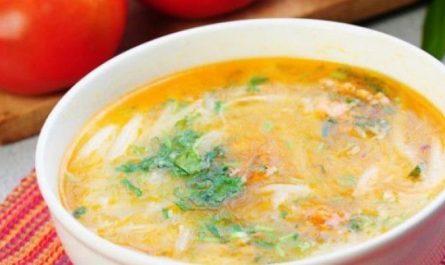 на супи