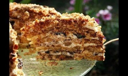 мързелива торта