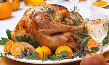 пълнено пиле