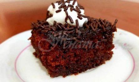 шоколадов десерт