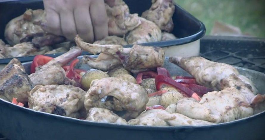 Рецепта за скобелевски заек от фермата