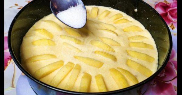 Имате ли три ябълки? Тогава вадете яйцата и вземете акъла на фамилията с най-вкусното ябълково изкушение на годината: