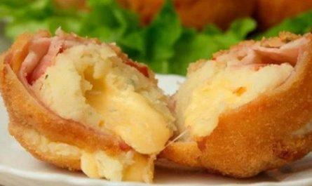 картофени бомбички