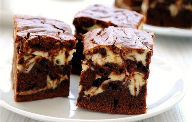 Рецепта за много вкусен Шоколадов кекс с рикота