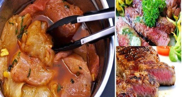 Тази марина превръща и най-жилавото месо в крехко и много вкусно