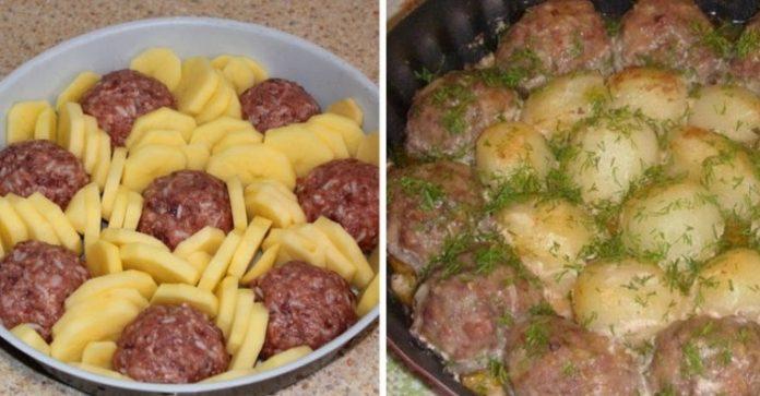 Рецепта-мечта за всяка домакиня – хем става бързо, хем е страшно апетитно, любимото ядене на цялото семейство