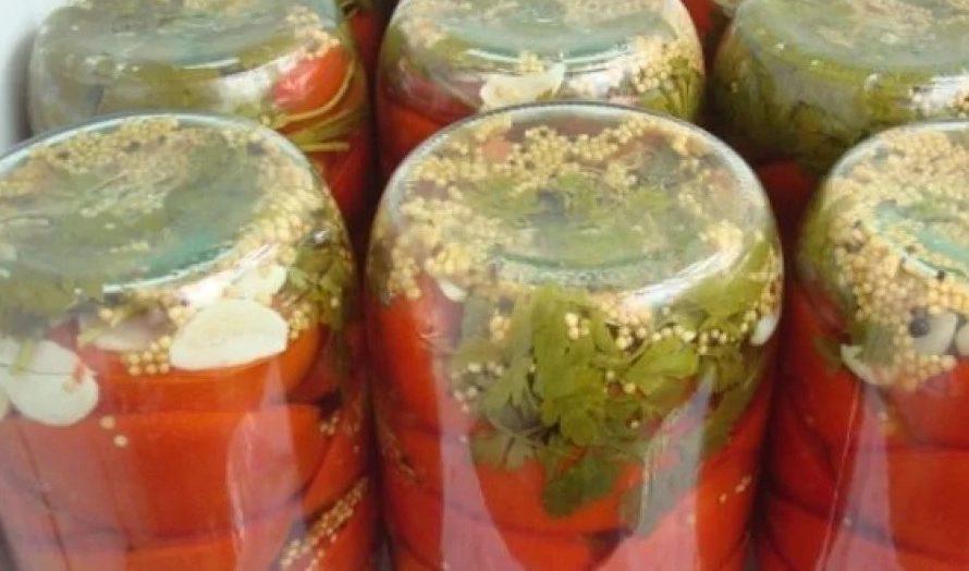 Мариновани домати в буркан – тайната за перфектната зимнина е разгадана! СНИМКИ