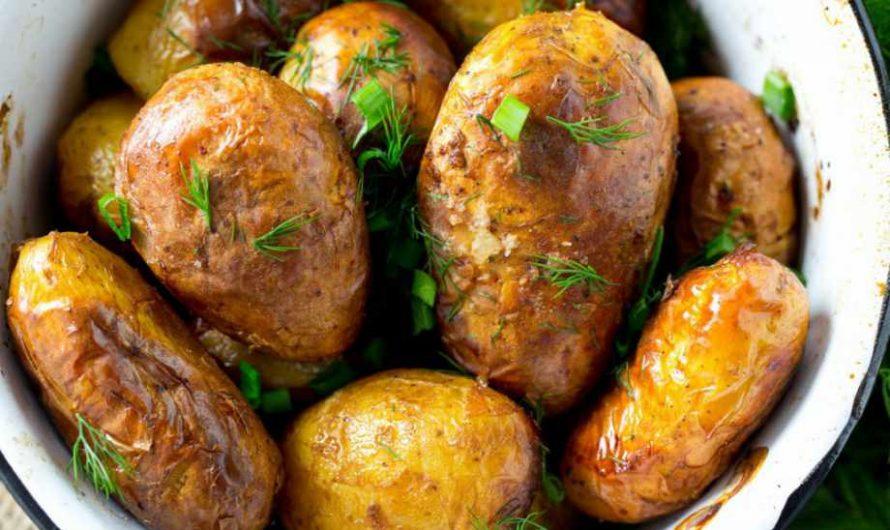 Тази рецепта за друсани пресни картофи подлуди всички вкъщи
