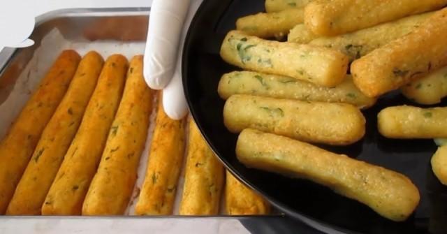Рецептата за картофени пръчици, която обиколи форумите – САМО картофи, сирене и магзаноз, без грам брашно!