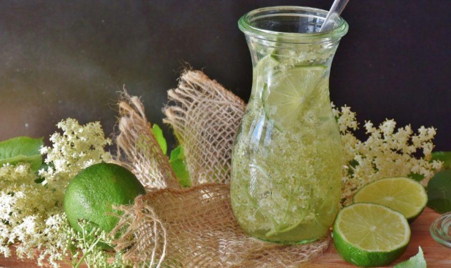 Как да си направим домашна лимонада от бъз (свирчовина)