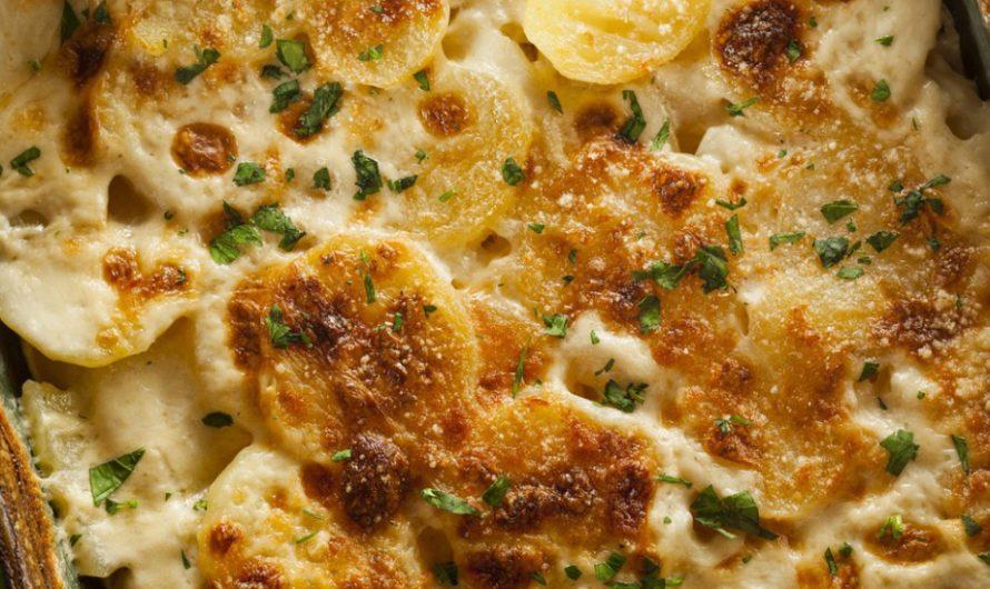 Картофите на фурна вече не са същите с тази рецепта – много по-вкусни са!