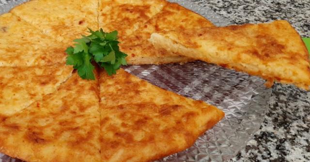 Имате ли 3 картофа и 2 яйца? Тогава трябва да опитате този ТУРСКИ деликатес – светкавичен обяд!