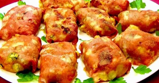 Печени манастирски картофи: Вкусна, евтина и бърза вечеря – приготви я още днес: