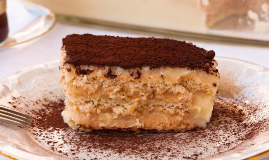 Бисквитената торта на Тереза Маринова, по която всички полудяха