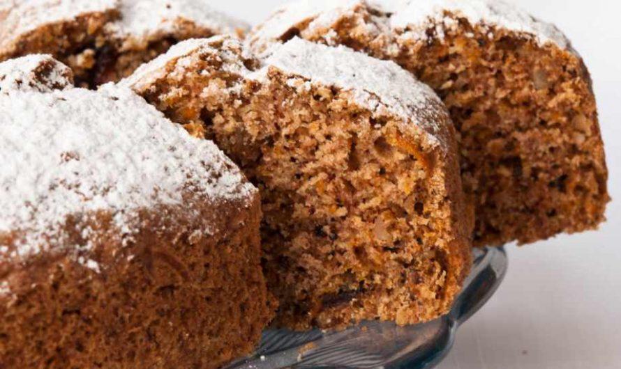 Вкусен кекс с много малко съставки, който винаги се получава
