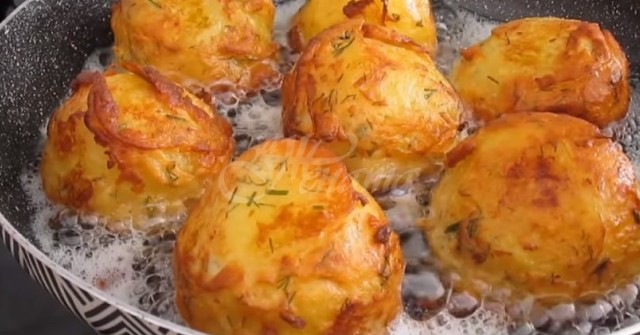 Признавам си, по- вкусни картофи не бях яла досега